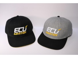 EMBROIDERED ECUMASTER SNAPBACK HAT