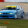 BMW E36 compact met Toyota 1UZ-FE supercharged v8